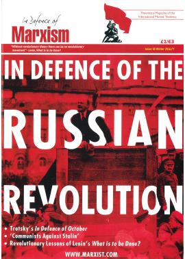 In Defence of Marxism Issue 18