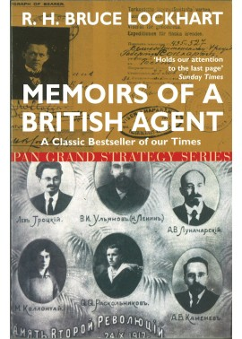 Memoirs of a British Agent [SECOND HAND]
