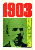 Russian SDLP: 1903: Second Congress of the Russian SDLP