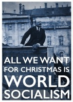 Lenin Christmas Card