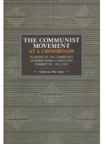 The Communist Movement at a Crossroads: Plenums of the Communist International's Executive Committee, 1922-1923