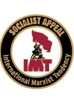 Socialist Appeal IMT Badge