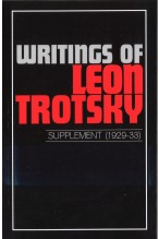 Writings of Leon Trotsky [1929-33]