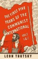 The First Five Years of the Communist International