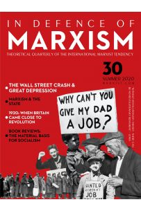 In Defence of Marxism Issue 30 [PDF]