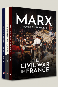 Pre-order: Marx's Key Works on France - Three Book Collection!