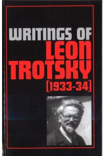 Writings of Leon Trotsky [1933-34]